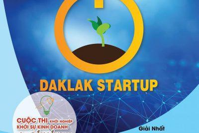 Cuộc thi khởi nghiệp, khởi sự kinh doanh tỉnh Đắk Lắk năm 2018
